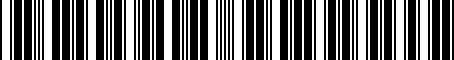 Barcode for 05163748AB