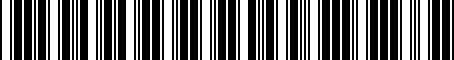 Barcode for 82211587Ac