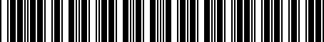 Barcode for P5155951AB