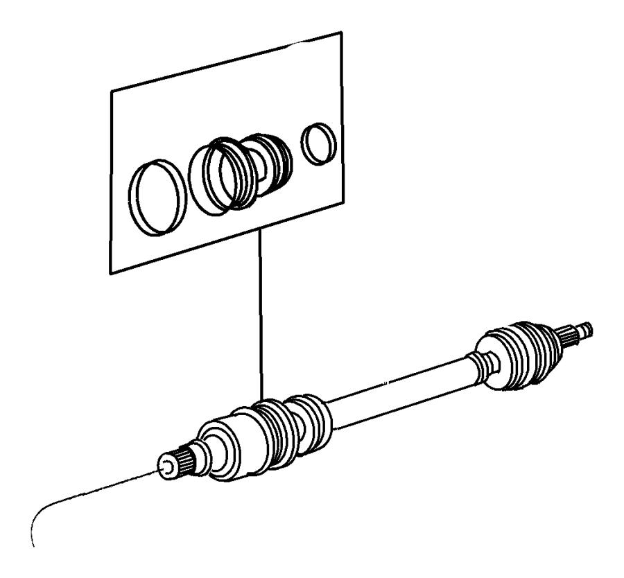 1999 chrysler sebring suspension diagram