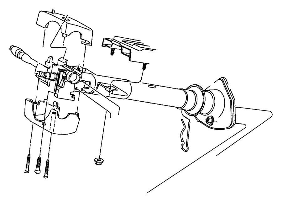 2000 dodge durango parts manual