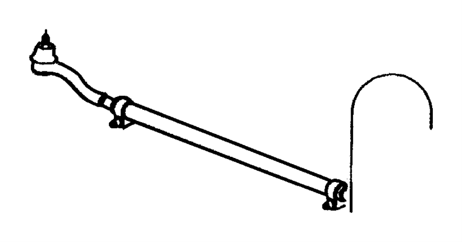 1999 Jeep Grand Cherokee Tie Rod Diagram