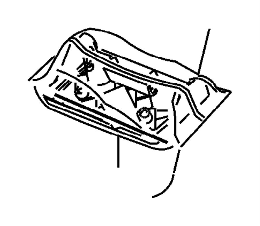 2005 dodge caravan rear bumper