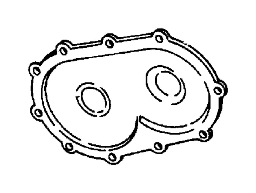 1995 dodge caravan automatic transmission parts