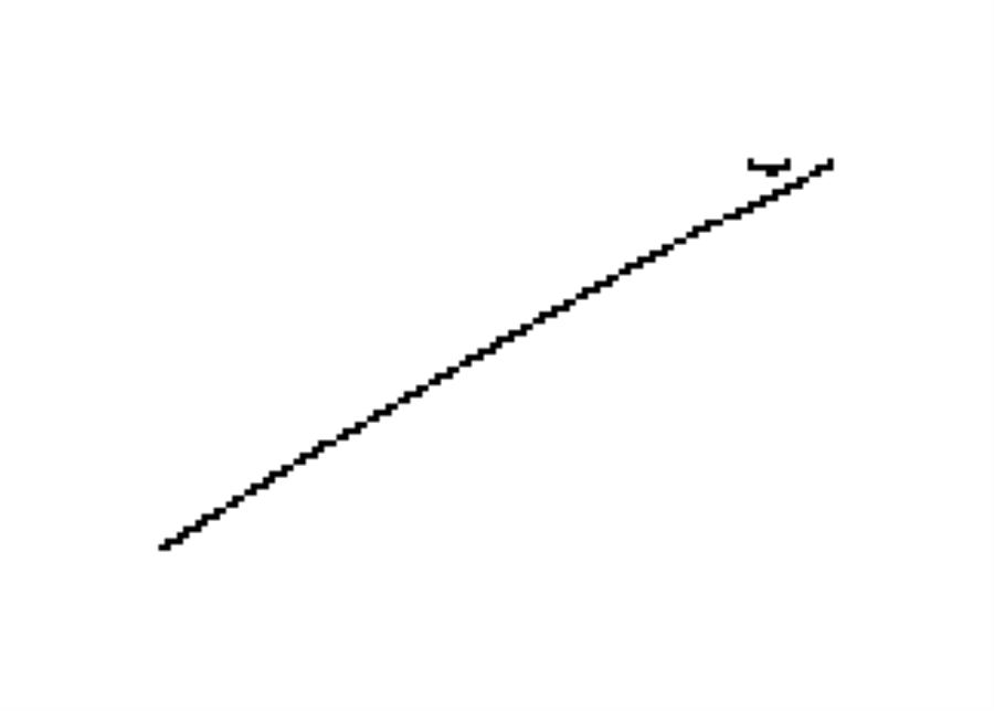 dodge caliber rear window diagram