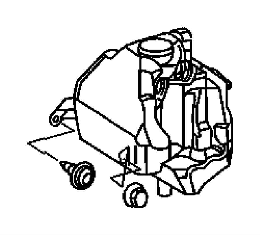 2005 chrysler crossfire parts diagrams