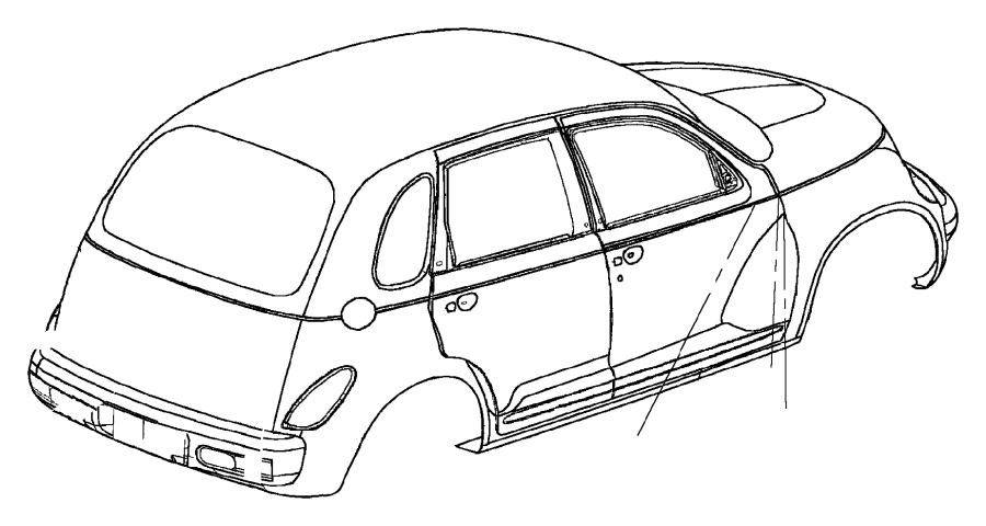 Pt Cruiser Wiring Harness Problems moreover 05303588AA further 2009 Saturn Vue Fuse Box also Door Latch Mechanism additionally 219pb Pt Cruiser 06 Rear Hatch Winter Only Open Blown. on pt cruiser rear hatch diagram