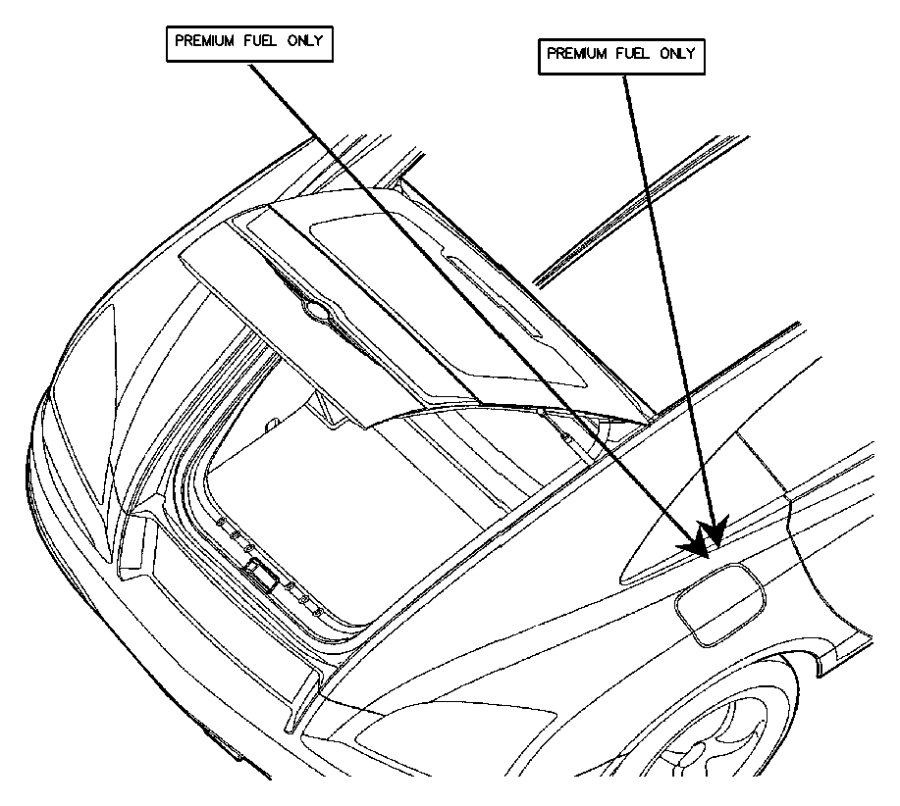 2005 chrysler crossfire parts diagram fuel  chrysler  auto