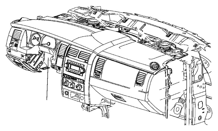2004 dodge ram 1500 steering wheel wiring harness  wire  wire harness  w  audio controls
