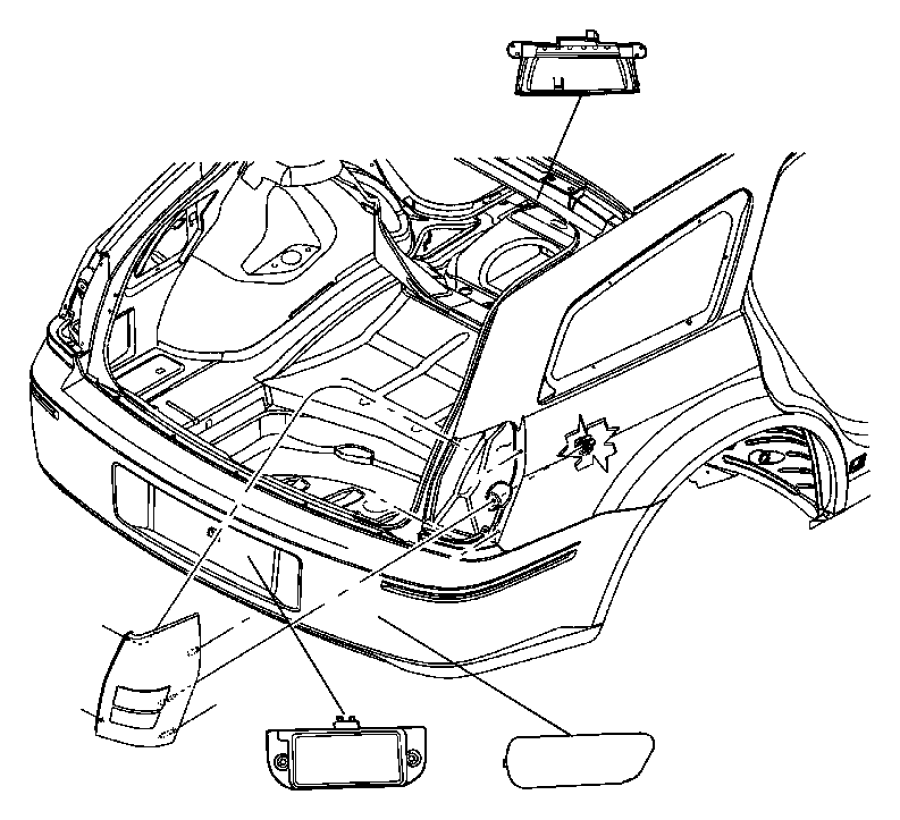 05059162AA on 2005 Dodge Magnum Tail Light Wiring Diagram