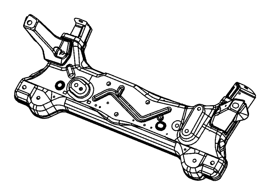 2006 chrysler sebring front suspension parts diagram