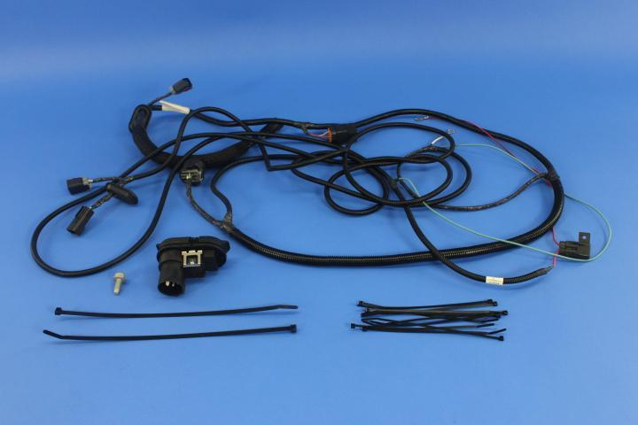2007 Chrysler Aspen Trailer Tow Wiring Harness Kit  With 7