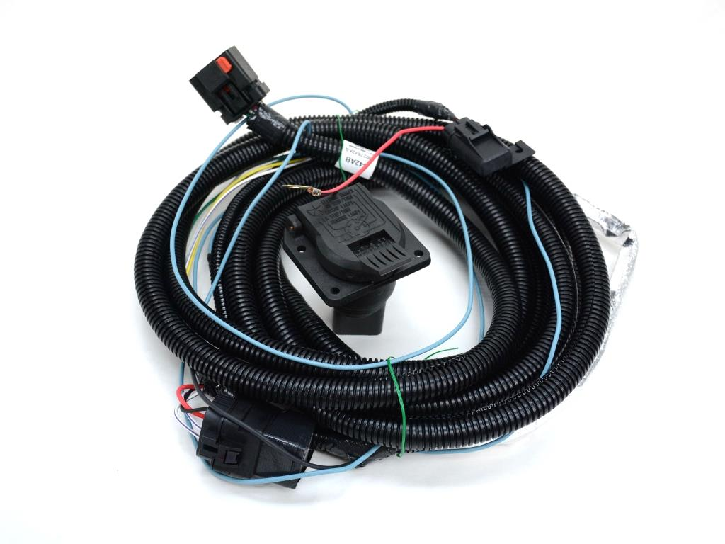 Diagram  Jeep Cherokee Trailer Tow Wiring Kit 7 Way Round And 4 Way Wiring Diagram Full Version