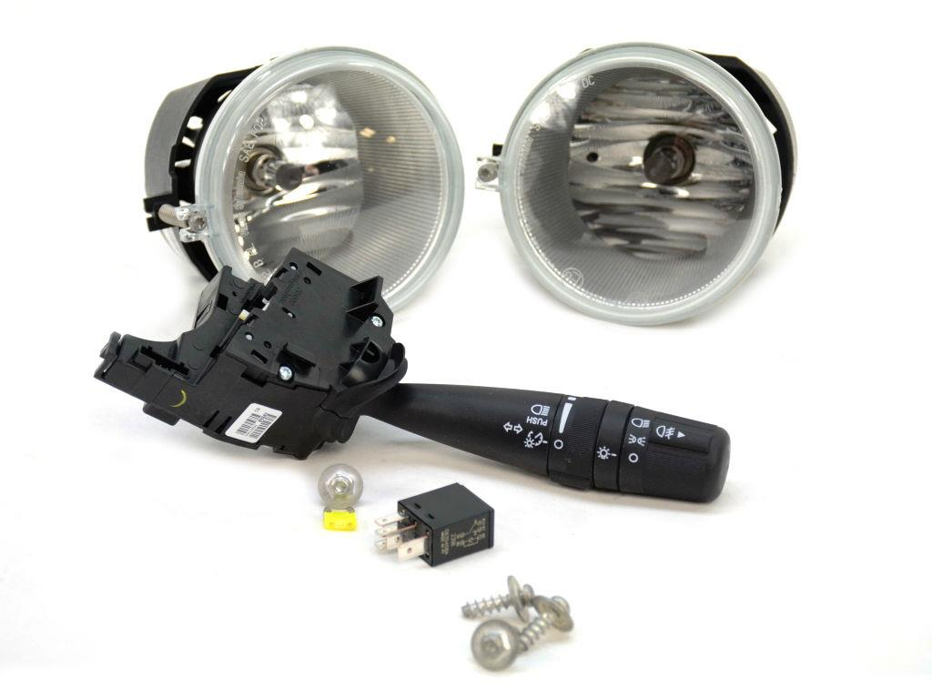 2009 Jeep Grand Cherokee Fog Light  Kit  Switch  Auto