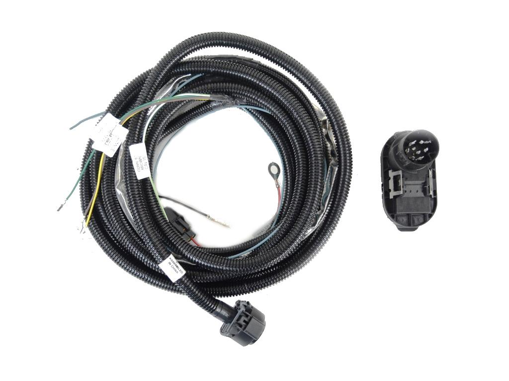 2011 Dodge Durango 7 Way Trailer Wiring Harness And 4 Way