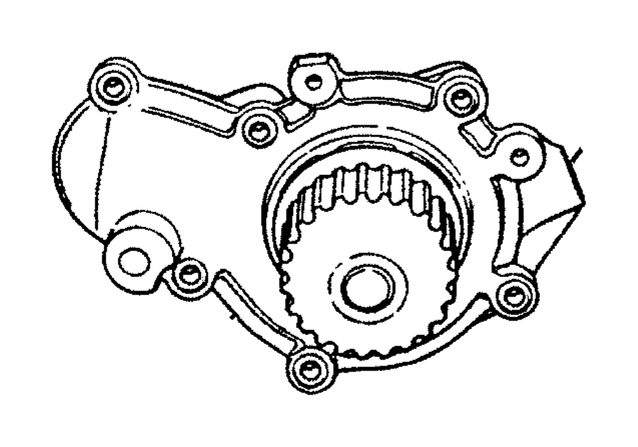 97 Chrysler Cirrus Engine Diagram
