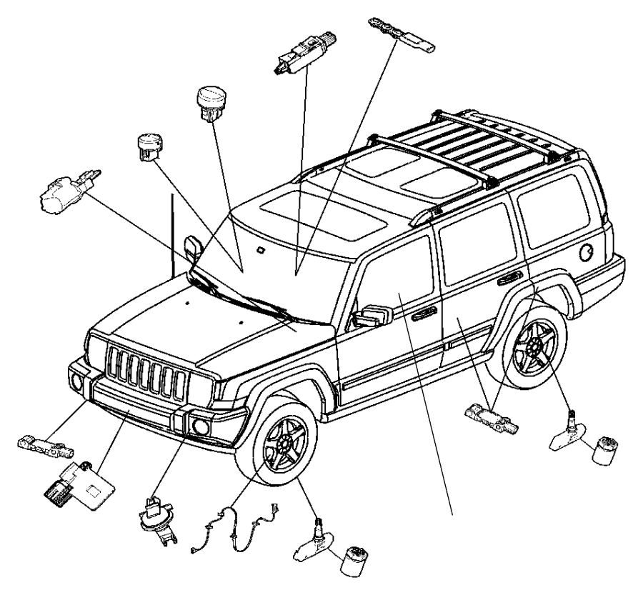 Jeep Speed Sensor Diagram Wiring Diagrams Harley 2008 Grand Cherokee Abs Anti Lock Brakes 2002 Liberty