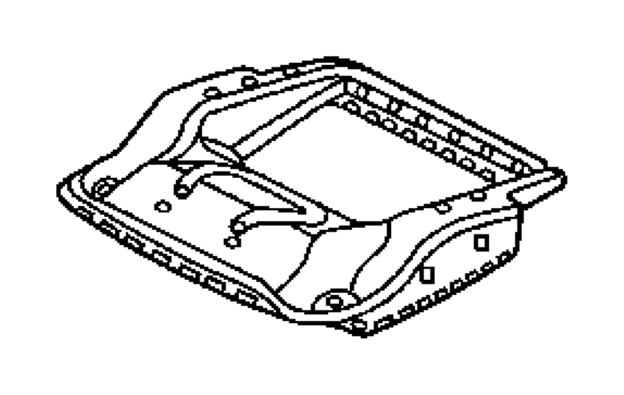 pacifica rear seats diagram