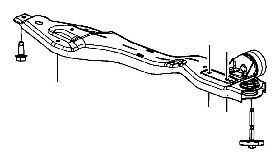 2008 dodge caliber automatic transmission mount bolt for 2008 dodge caliber motor mount location