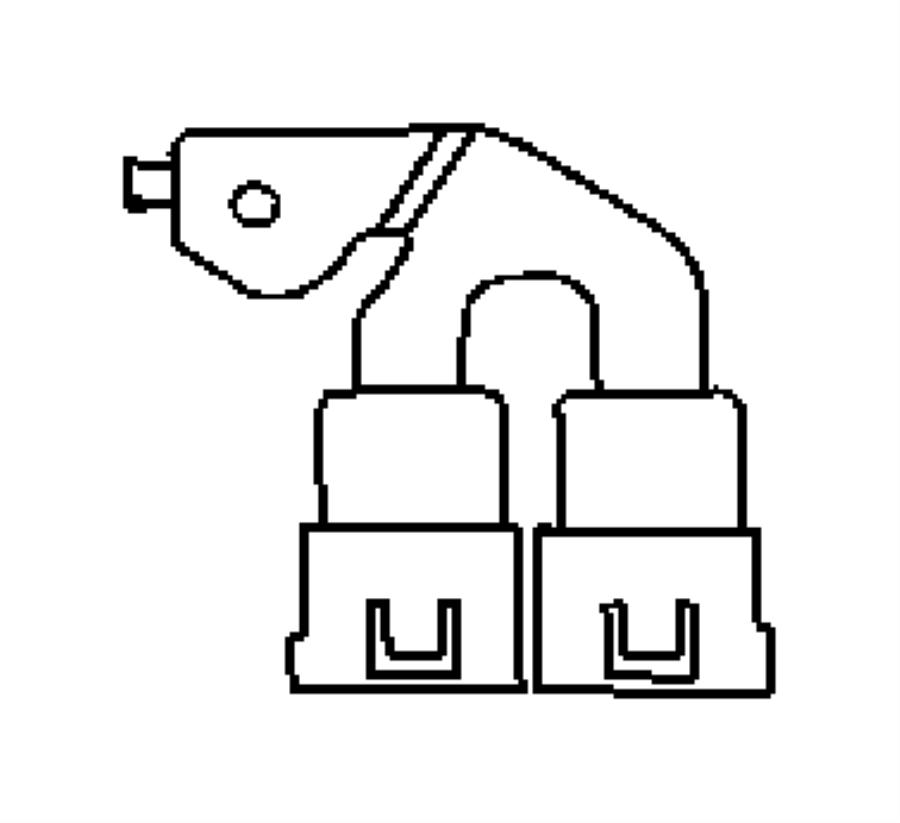 Pt Cruiser Cigarette Lighter Fuse Location besides Thermostat Temperature Range as well 04692079AA in addition 2002 Mitsubishi Montero Fuse Box Diagram in addition Obd Fuse Location E 250. on 2010 pt cruiser fan relay