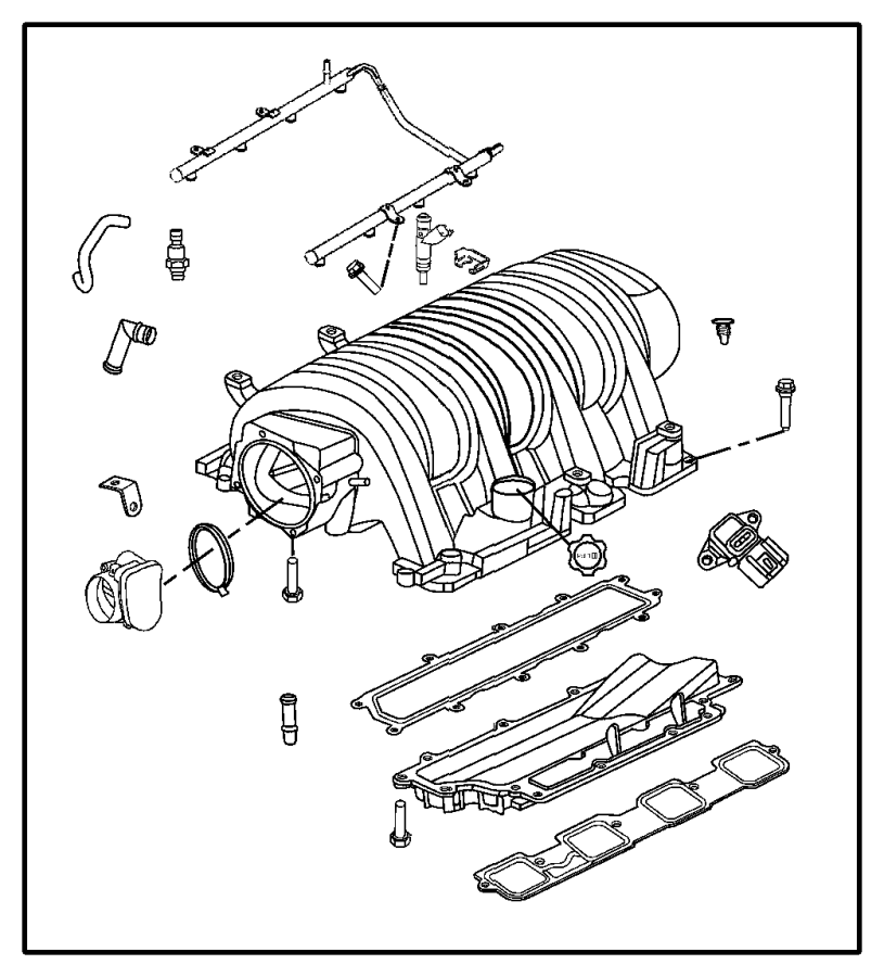 2009 dodge challenger belt diagram