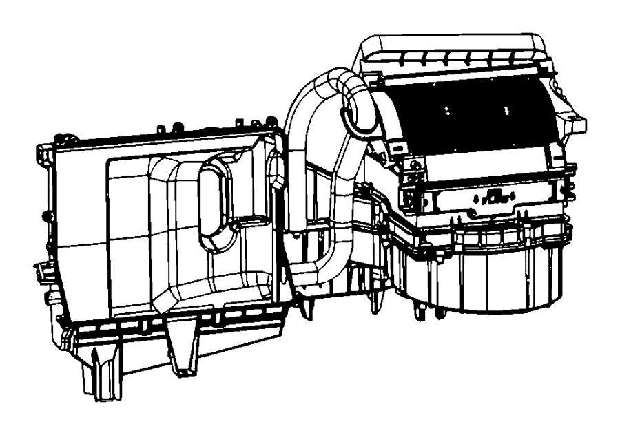 2009 dodge journey air conditioner diagram