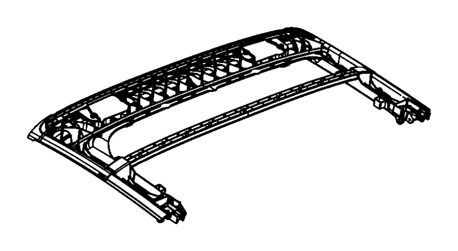 2012 chrysler 200 windshield parts diagram