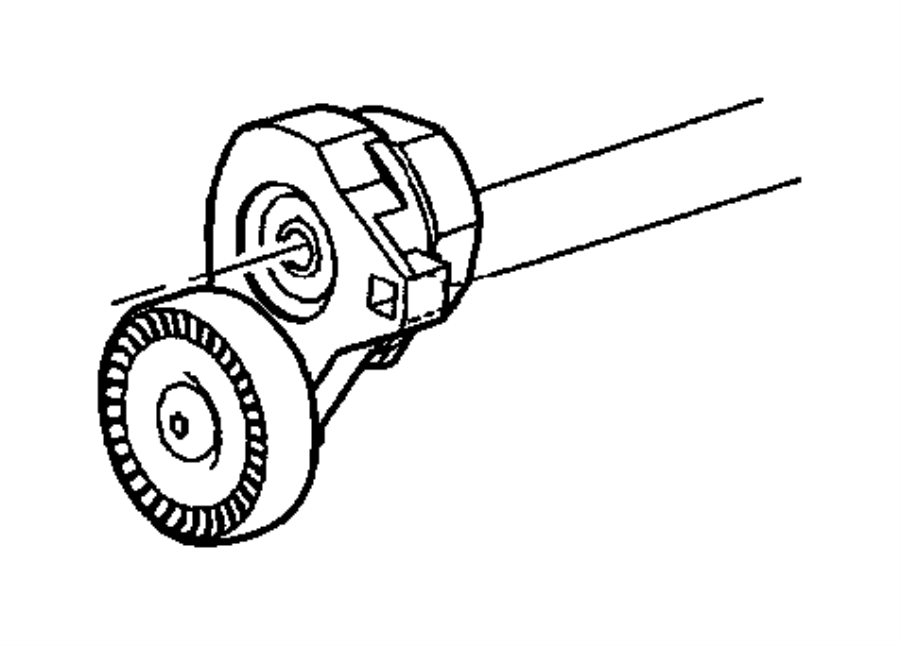 Pt Cruiser Horn Location likewise Chevrolet 2014 5 3 Engine Diagram furthermore Chrysler Pt Cruiser Timing Belt Tensioner Belt Tensioner additionally Isuzu also 2001 Acura Mdx Power Steering Diagram. on 2001 pt cruiser power steering pump