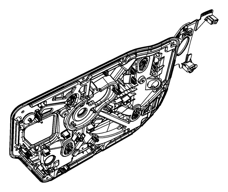 2006 chrysler sebring egr valve location