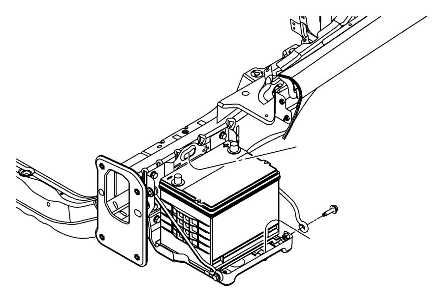 2001 dodge ram tailgate parts diagram