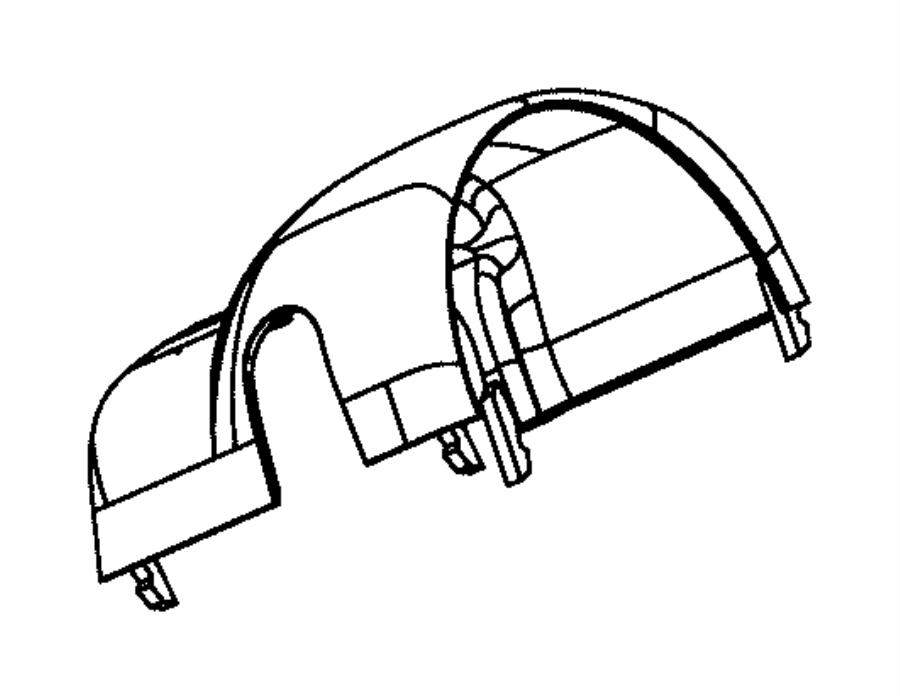 chrysler 200 steering column diagram