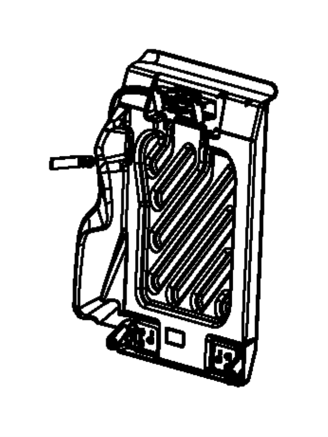 2013 dodge dart seat parts diagram