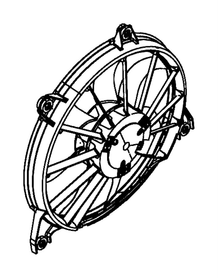 2009 dodge journey mount diagram