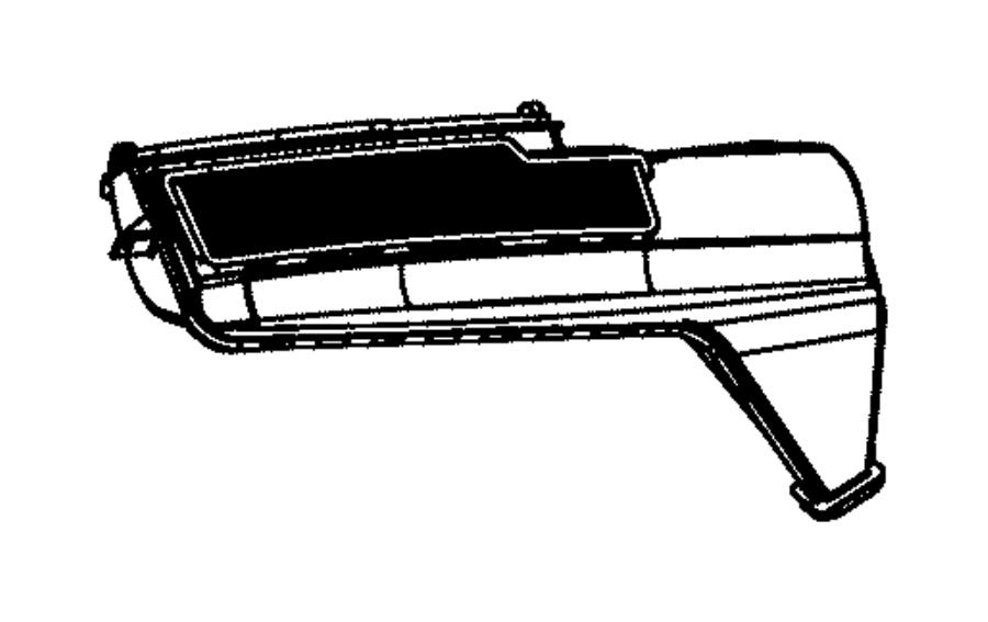 2009 Dodge Journey Instrument Panel as well 6 Door Dodge Truck furthermore 2001 Dodge Ram 1500 Fog Light Wiring Diagram additionally Pt Cruiser Trailer Wiring Harness furthermore Chevrolet Trailblazer Oem Parts. on mopar performance dodge truck magnum interior