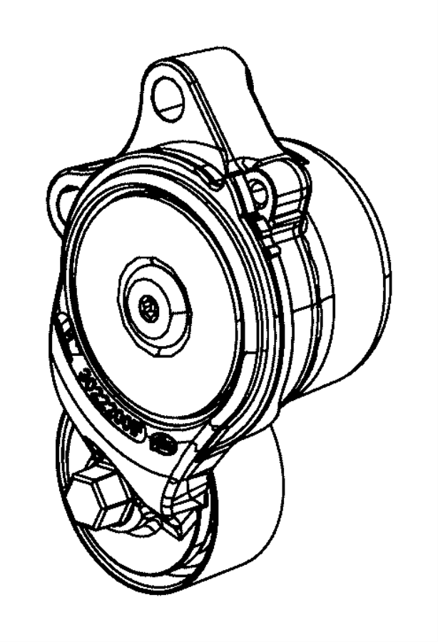 jeep 4 0 pulley diagram