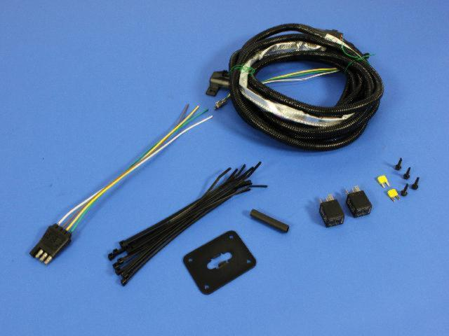 2007 jeep grand cherokee trailer tow wire harness kit. Black Bedroom Furniture Sets. Home Design Ideas