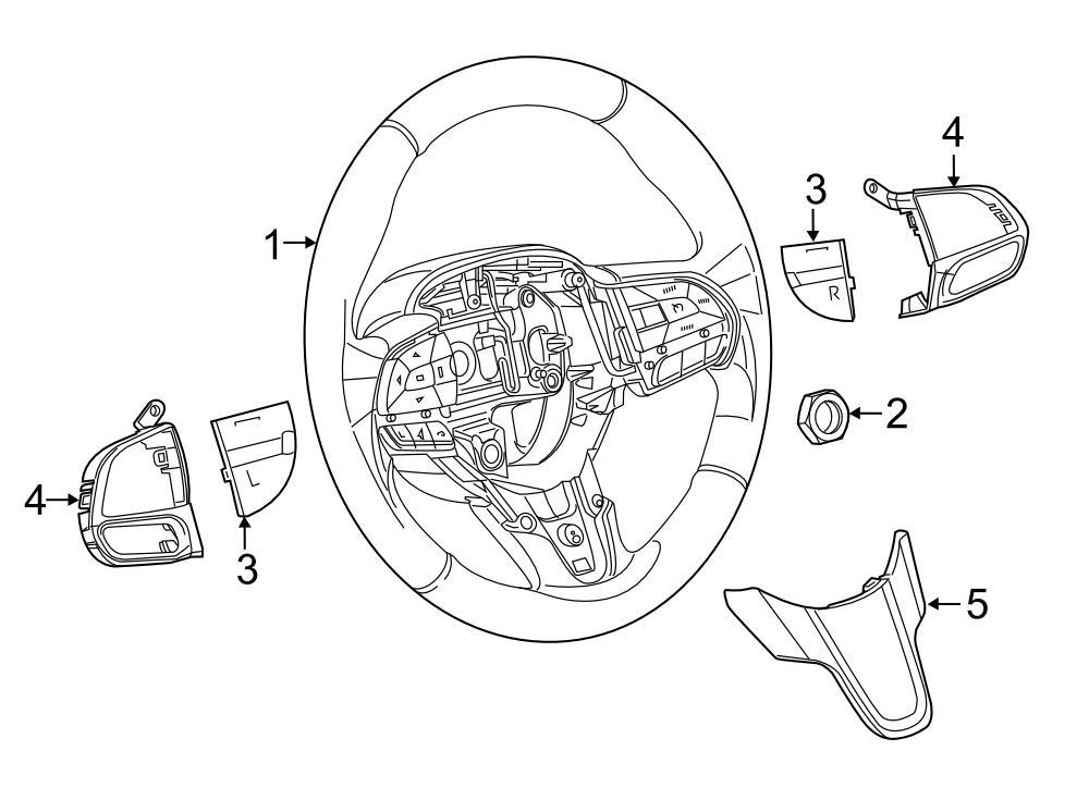 2015 dodge challenger power steering diagram