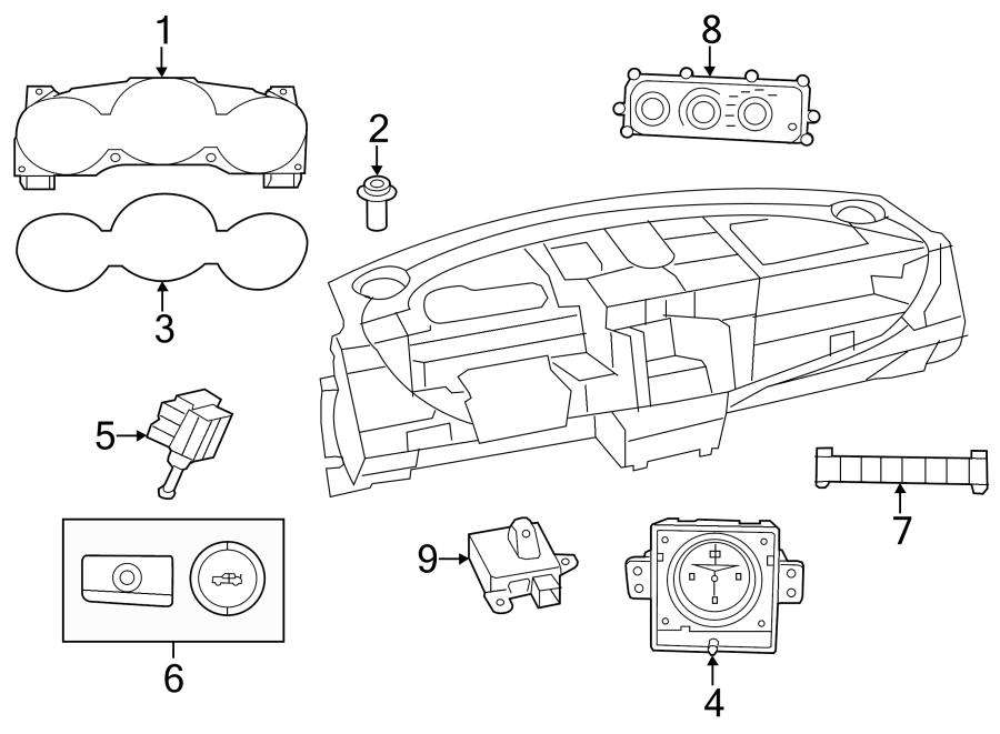 2013 chrysler 200 bumper diagram