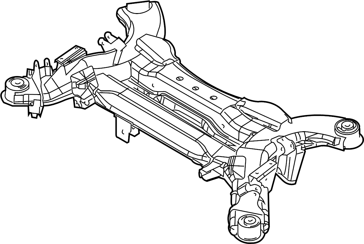 Galerry 2004 chrysler pacifica motor mount diagram Page 2