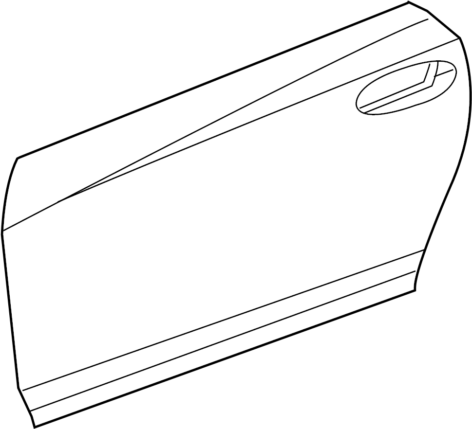 chrysler crossfire body parts diagram