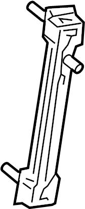 Diagram Rear Spoiler