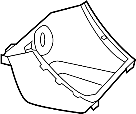 Chrysler 200 Body Diagram
