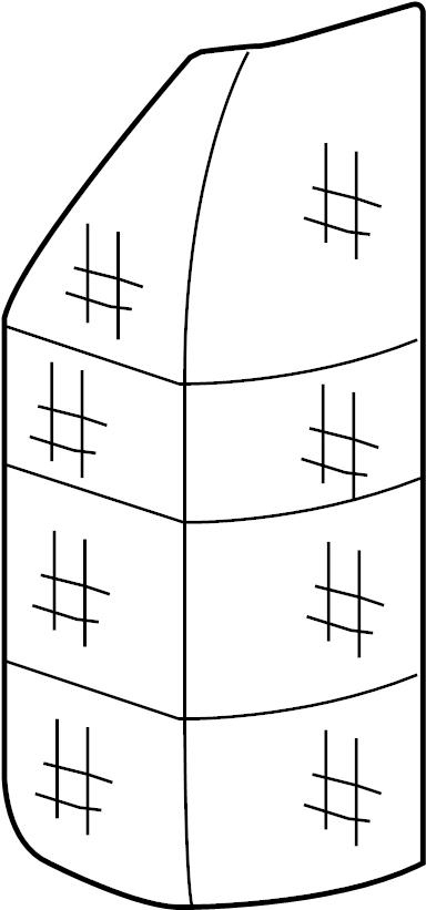 dodge sprinter front bumper diagram