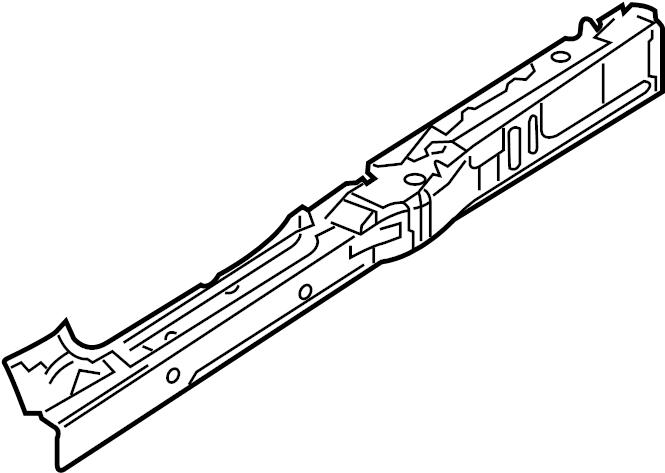 door diagram dodge caravan floor