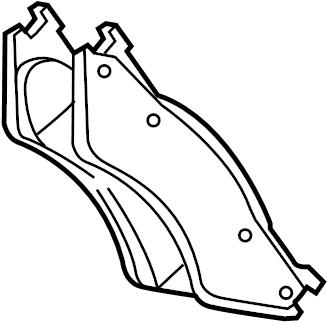 Dodge Front Caliper Diagram