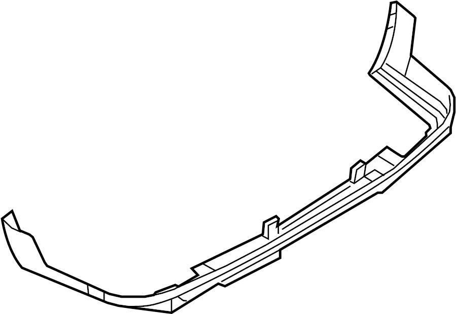 2014 jeep grand cherokee rear bumper parts diagram html