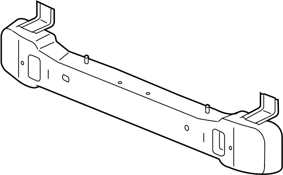 jeep commander front bumper parts diagram  jeep  auto